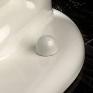 Porcelain Ceramic Toilet Bolt Cover