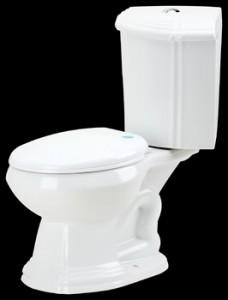 Sheffield Corner Toilet